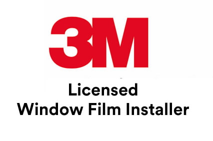 3M LicensedWindow Film Installer